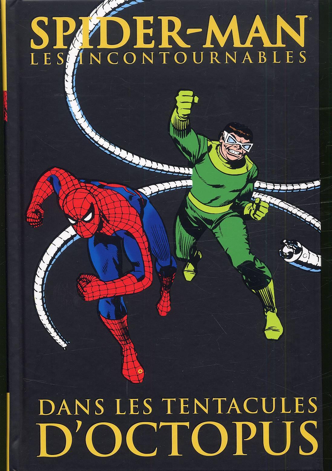 Spider-Man - Les Incontournables 5 - Dans les tentacules d'Octopus