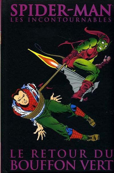 Spider-Man - Les Incontournables 6 - Le retour du Bouffon Vert