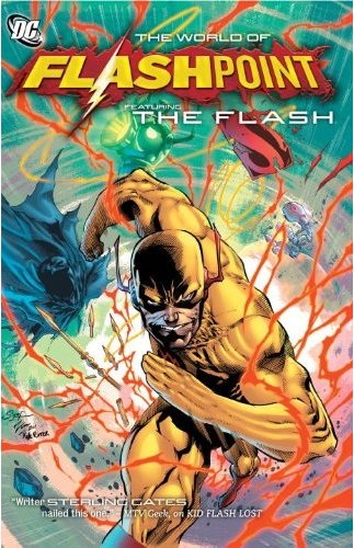 Flashpoint - The world of Flashpoint featuring The Flash 1 - The world of Flashpoint featuring The Flash