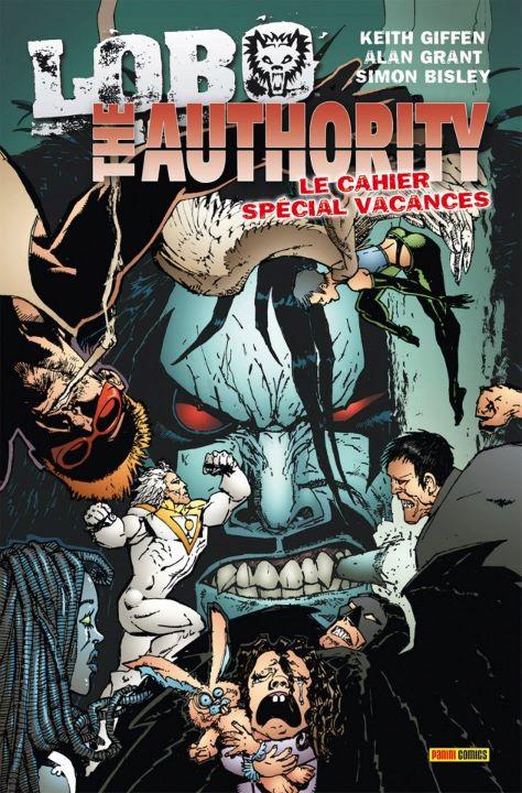 Lobo / The Authority 1 - Le cahier spécial vacances