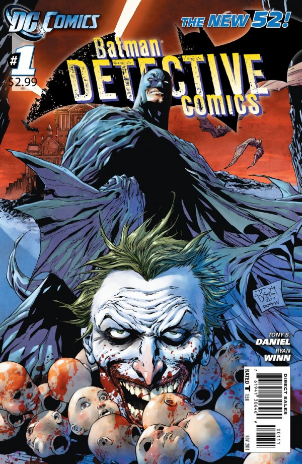 Batman - Detective Comics 1