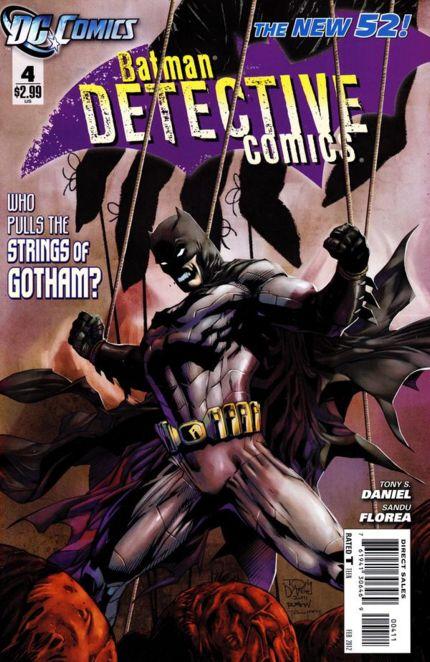 Batman - Detective Comics 4