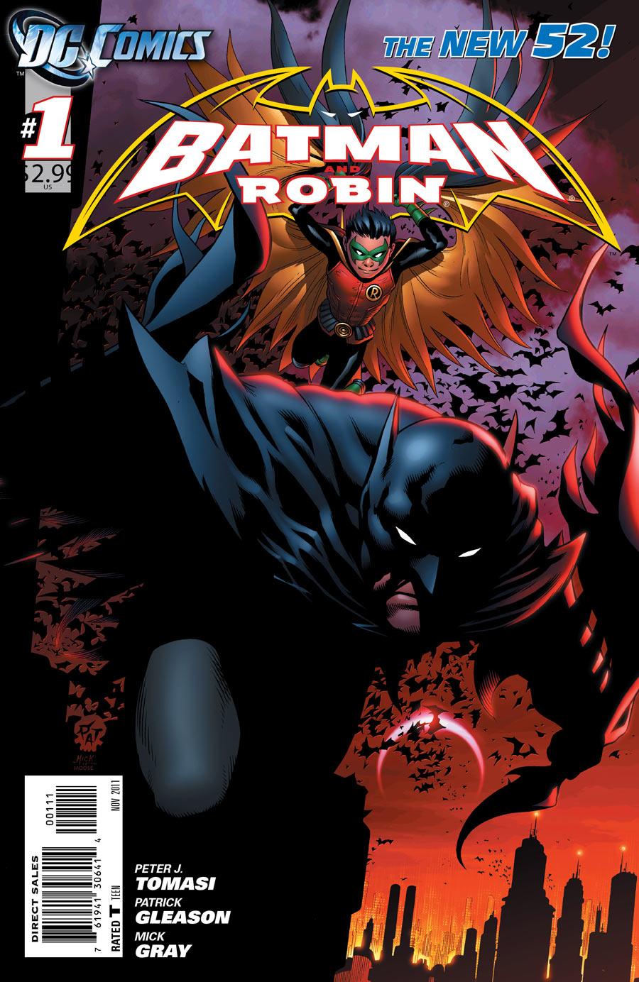 Batman & Robin 1 - Batman and Robin