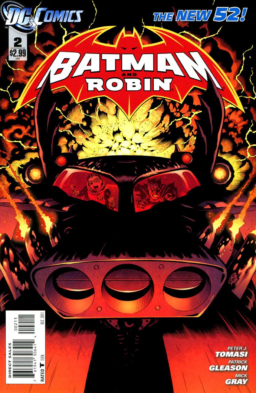 Batman & Robin 2 - Batman and Robin