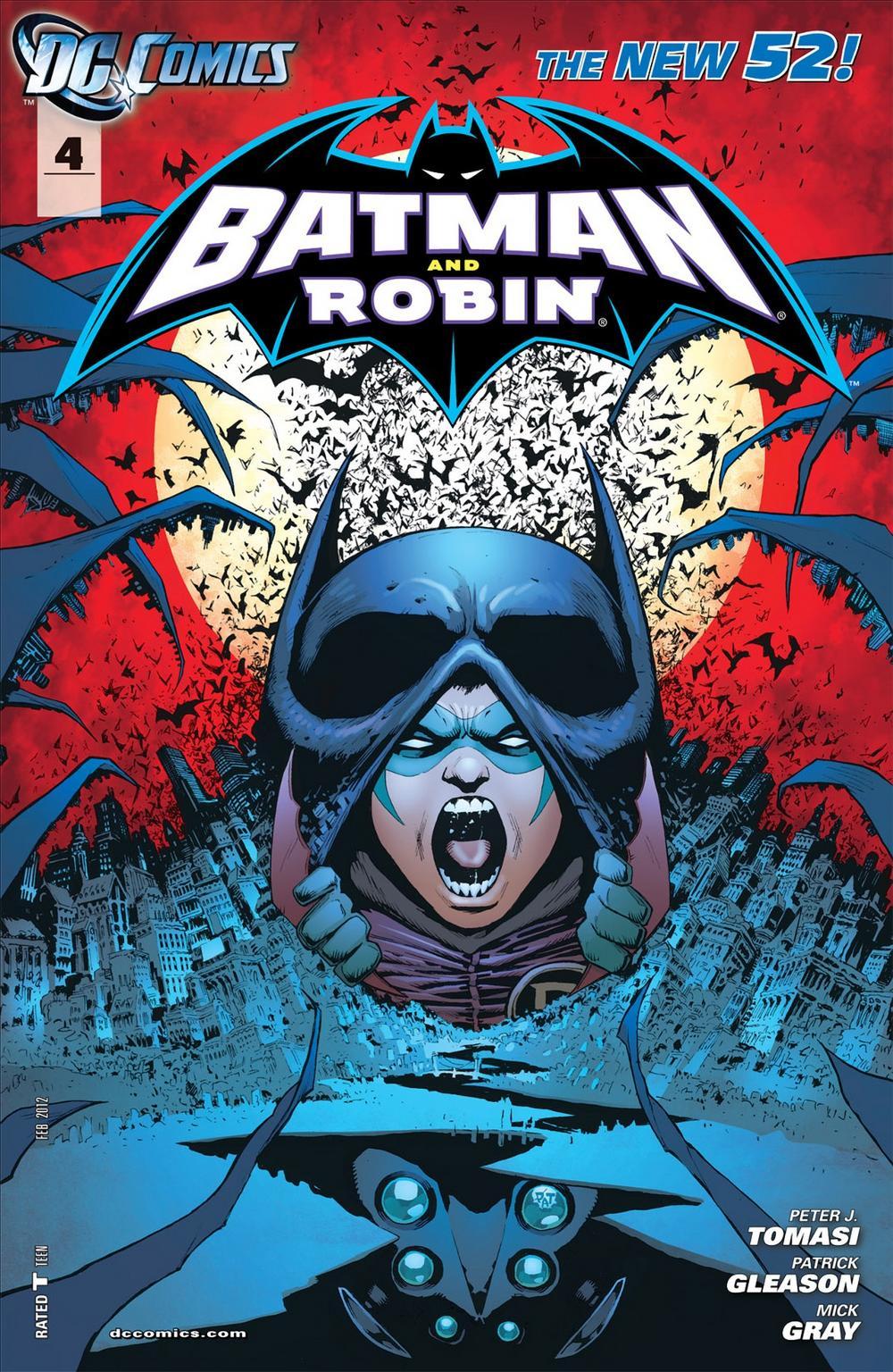 Batman & Robin 4 - Batman and Robin