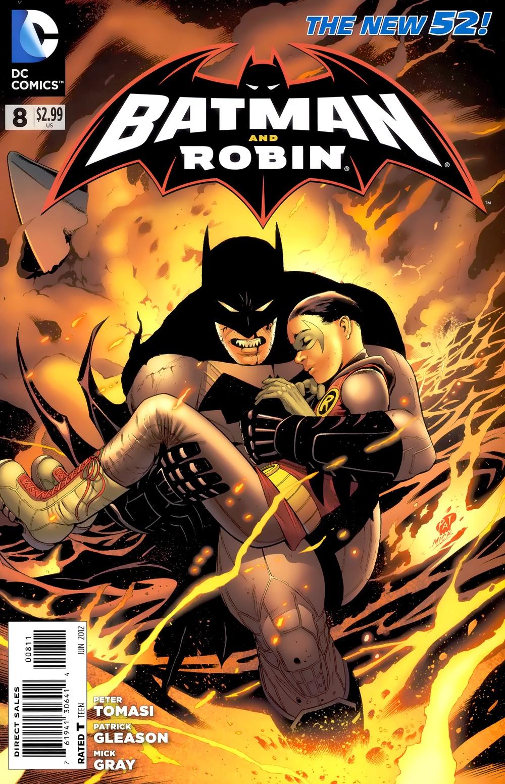 Batman & Robin 8 - Batman and Robin