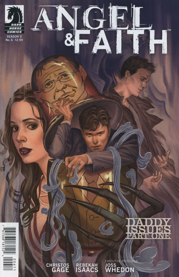 Angel & Faith 6 - Daddy Issues Part One