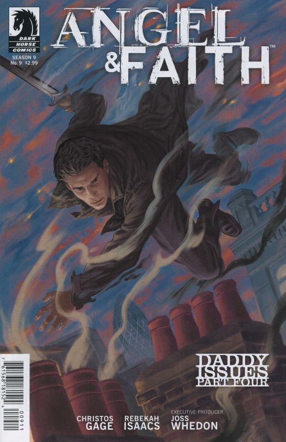 Angel & Faith 9 - Daddy Issues Part Four