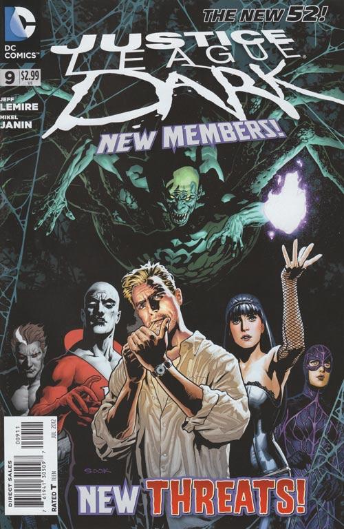 Justice League Dark 9 - The Black Room, Part 1