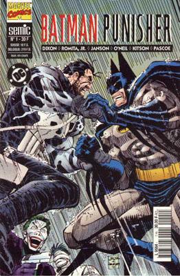 Batman / Punisher 1