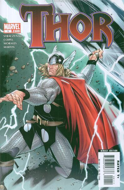 Thor 1 - 1 - Cover #1