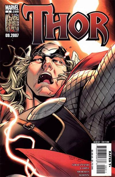 Thor 2 - 2 - cover #1