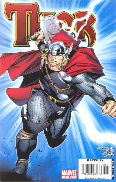 Thor 6 - 6 - cover #1