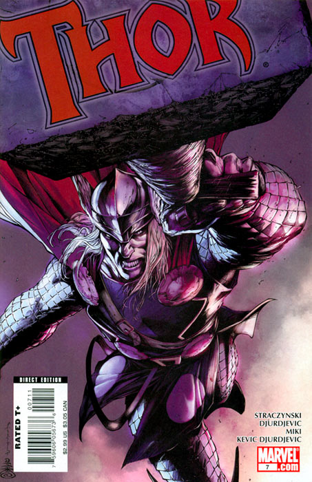 Thor 7 - 7 - cover #1