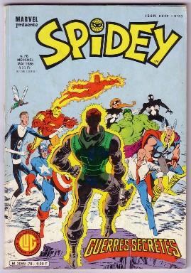 Spidey 76