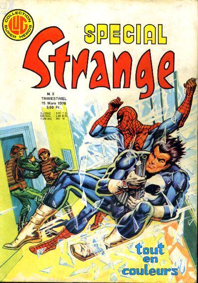Spécial Strange 3