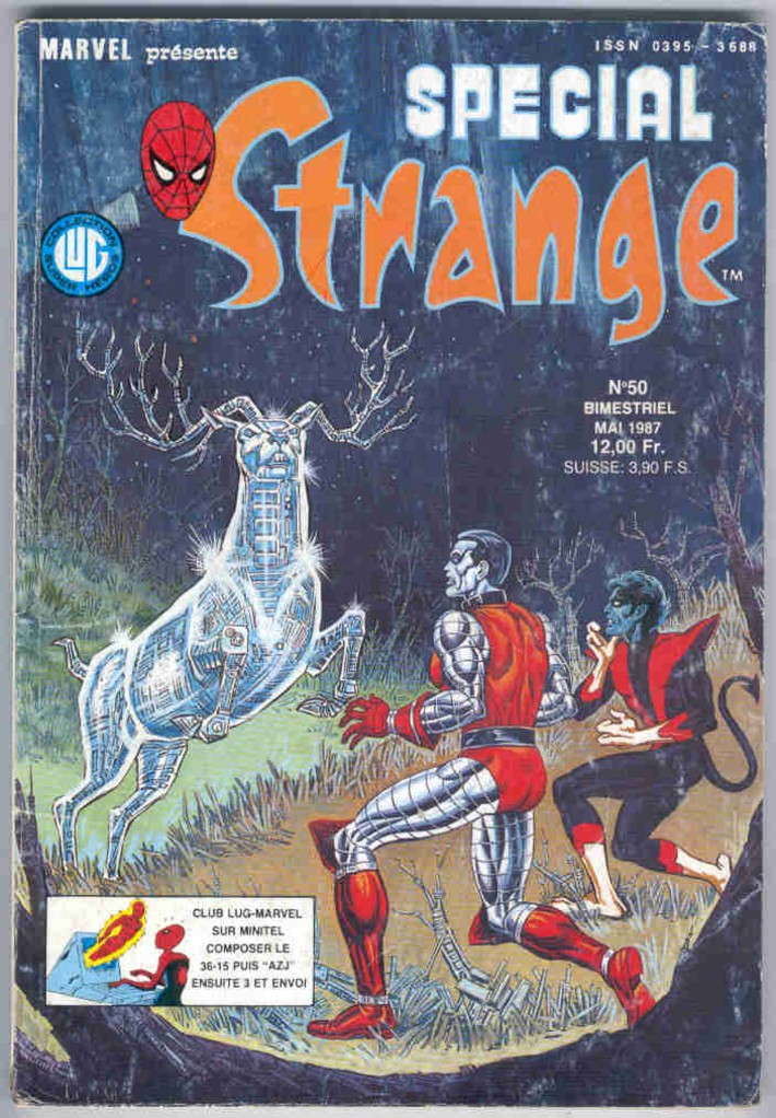 Spécial Strange 50