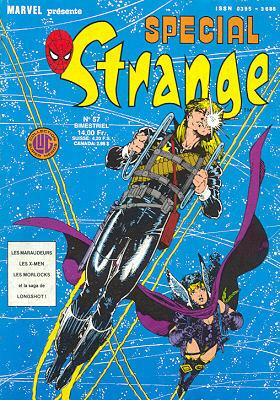 Spécial Strange 57