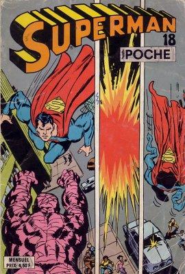Superman Poche 18 - Superman poche N 18