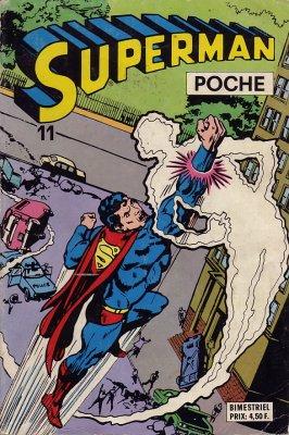 Superman Poche 11 - Superman poche N 11
