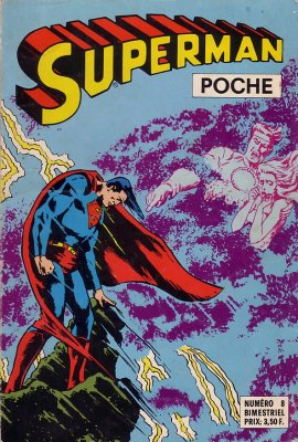 Superman Poche 8 - Superman poche N 8
