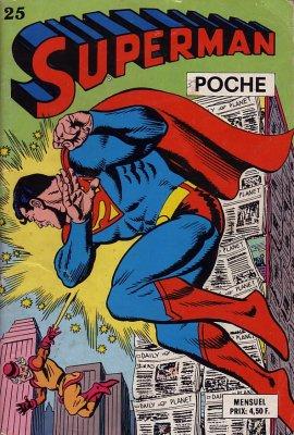 Superman Poche 25 - Les abracadabras de Mxyzptlk