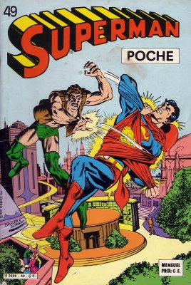 Superman Poche 49 - Mysterieuse Tynola