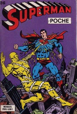 Superman Poche 26 - Le retour de Luthor savant demoniaque