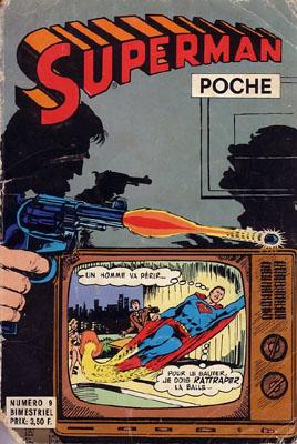 Superman Poche 9 - Superman poche N 9