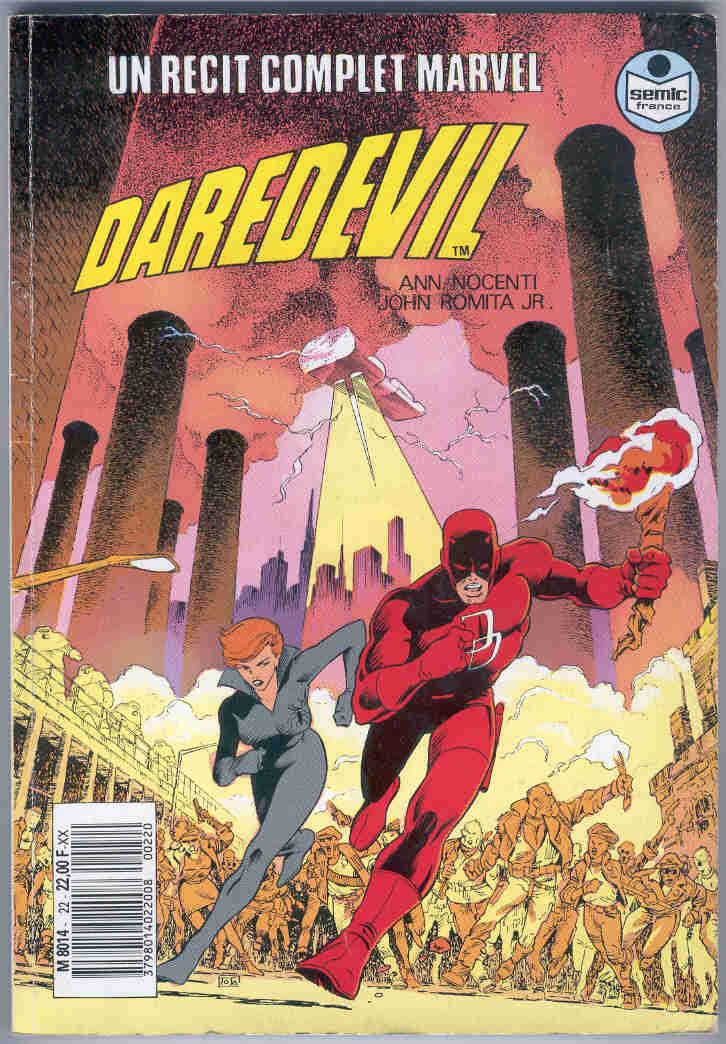 Un Récit Complet Marvel 22 - Daredevil