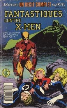 Un Récit Complet Marvel 20 - Fantastiques contre X-Men