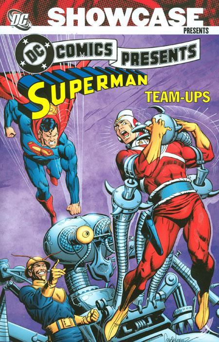 Showcase Presents - DC Comics presents - Superman Team-Ups 1 - DC Comics Presents - Superman Team-Ups Vol 1