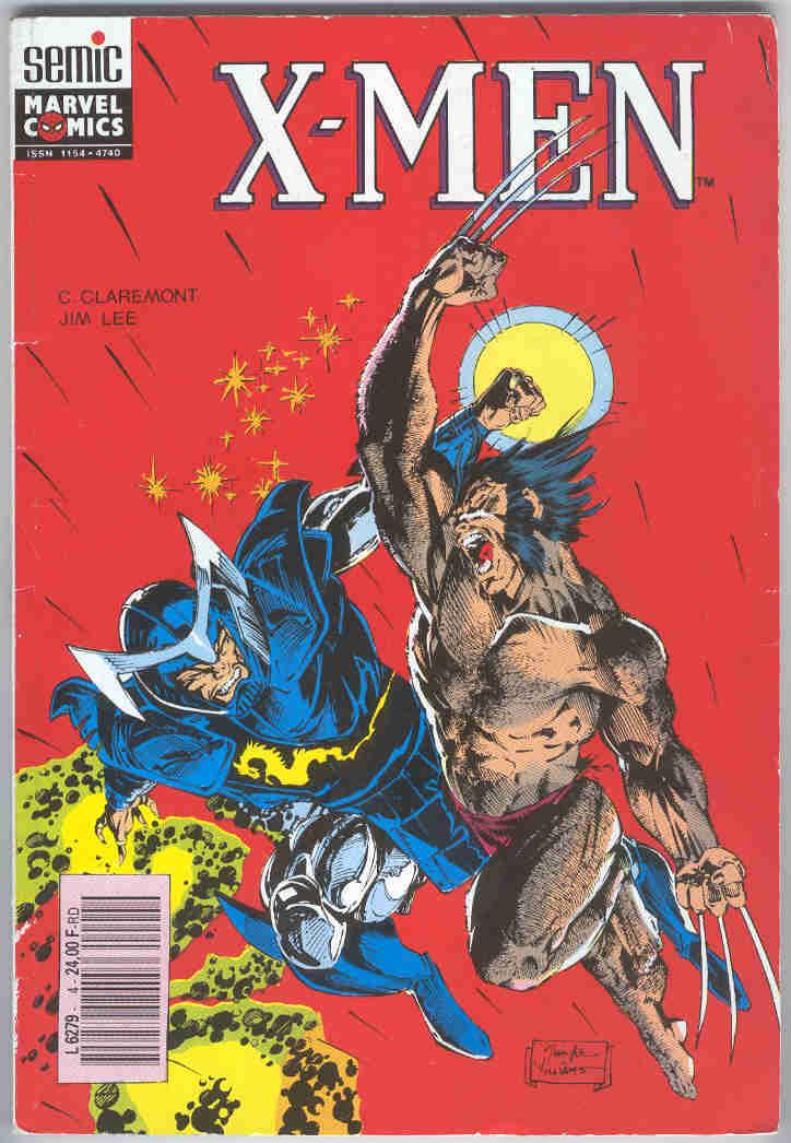 X-Men Saga 4