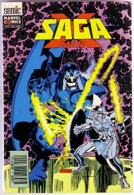 X-Men Saga 9