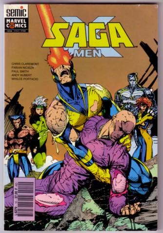 X-Men Saga 10