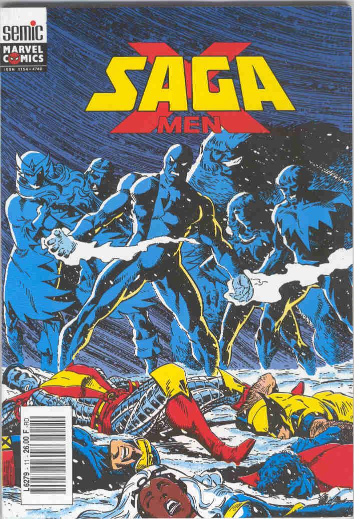 X-Men Saga 11