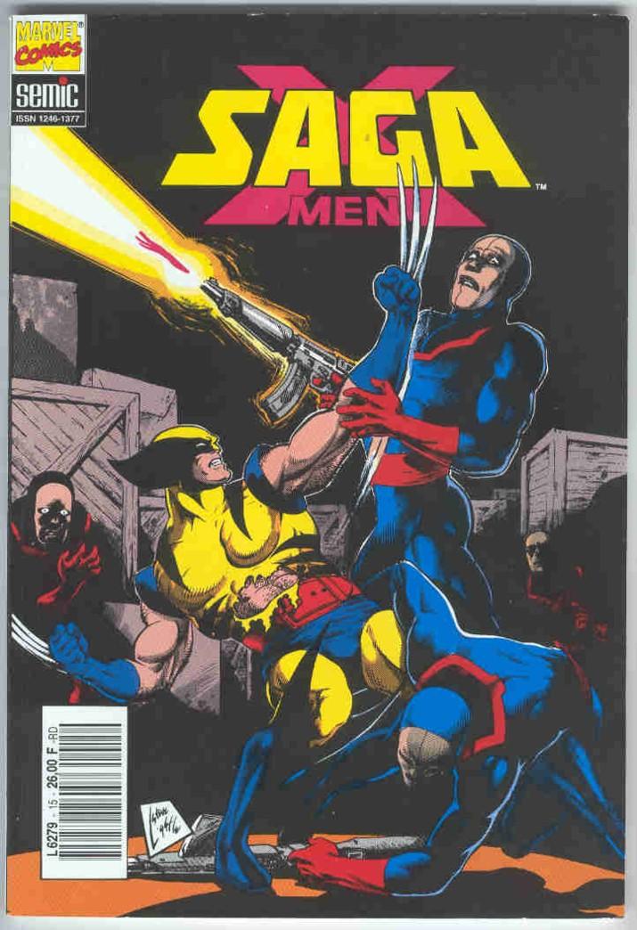 X-Men Saga 15