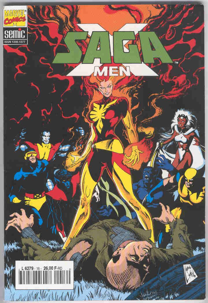 X-Men Saga 16