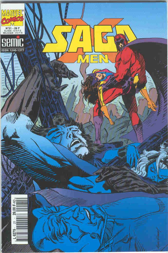 X-Men Saga 21