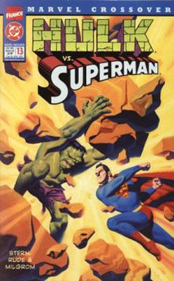 Marvel Crossover 13 - Hulk/Superman