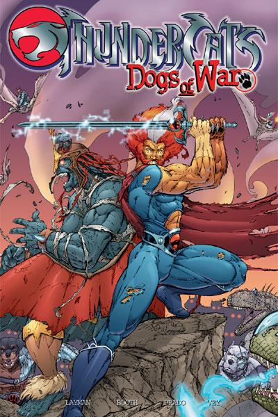 Cosmocats 3 - ThunderCats: Dog's of War