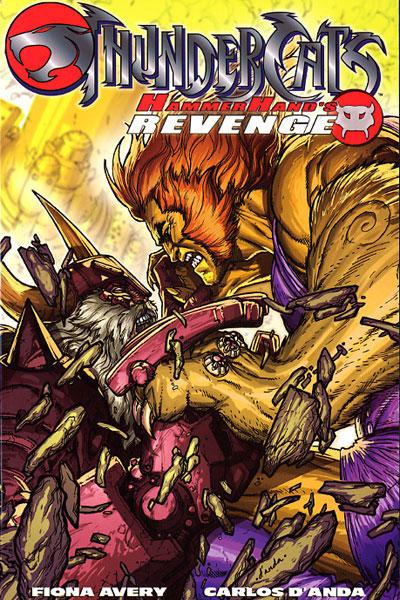 Cosmocats 4 - Thundercats: Hammer Hand's Revenge