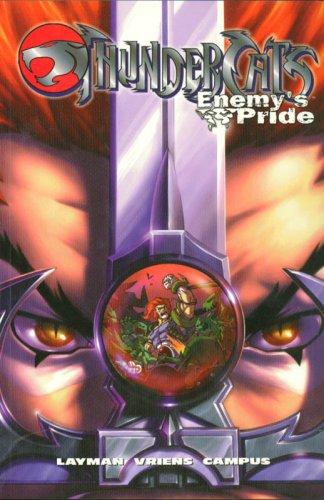 Cosmocats 5 - ThunderCats: Enemy's Pride