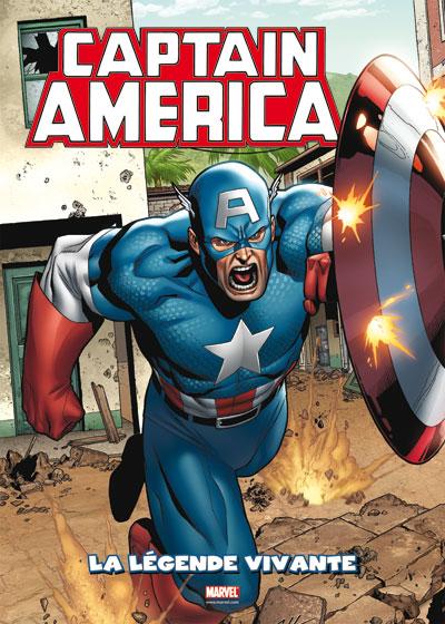 Captain America, les Aventures 1 - La Légende Vivante