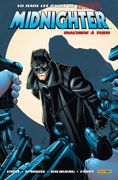 Midnighter  - Machine à tuer
