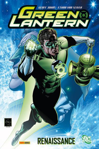 Green Lantern - Le Retour d'Hal Jordan 1 - Renaissance