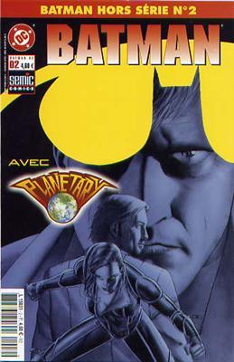 Batman Hors-Série 2 - Batman / Planetary