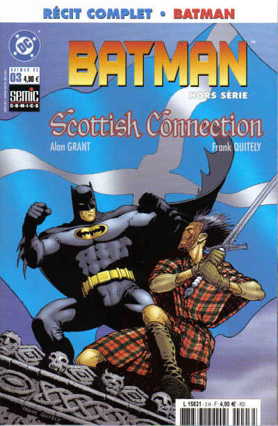 Batman Hors-Série 3 - Scottish Connection