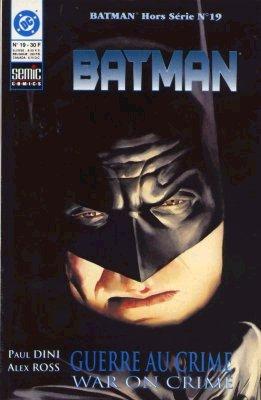 Batman Hors-Série 19 - Batman - Guerre au crime