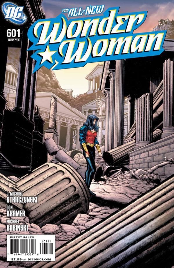 Wonder Woman 601 - 601 - cover #1